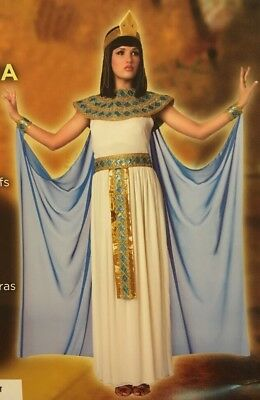 Cleopatra Costume Women's M 8-10 NEW IN PACKAGE Halloween