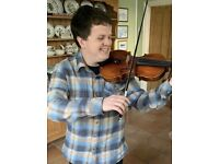 Violin Lessons - Experienced Violin Teacher