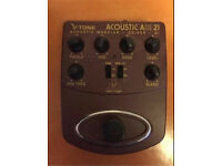 Behringer adi2 acoustic di