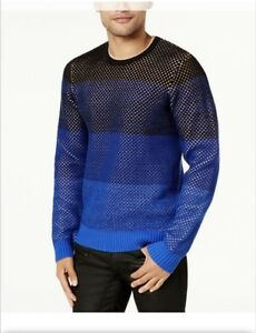 Guess men's large sweater new