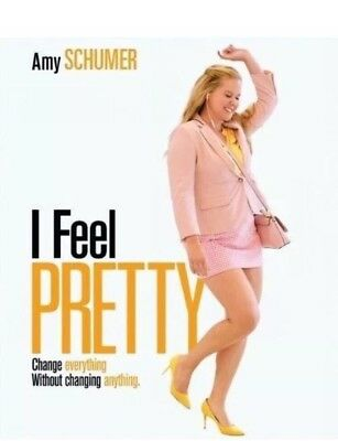 I Feel Pretty (DVD, 2018) NEW* Comedy * PRE-ORDER SHIPS ON 07/17/18