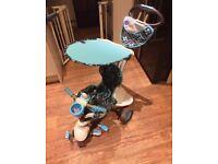 Little Tikes Smart Trike Dream in Blue