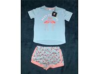 Girl pyjamas (brand new )