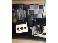 Vitamix professional series 300 with extra container!