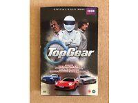 TopGear DVD & Book set