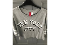 C H&M New York t shirt M