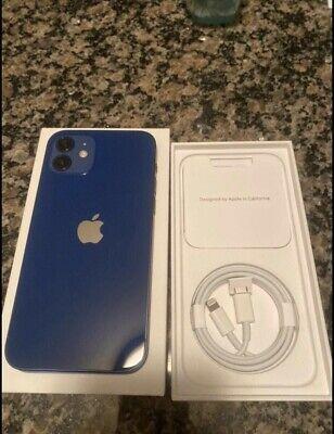 Apple iPhone 12 mini - 256GB - Blue (Unlocked)