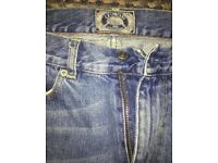 C.P. Company Jeans (Navy Blue)