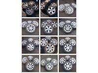 Alloy wheels for sale. Single replacement spare Vauxhall Corsa Astra Zafira Insignia Adam