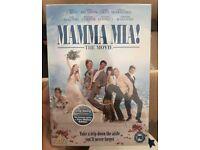 New Mamma Mia DVD