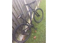 "Cube Aim 2015 Men's Mountain Bike 20"" Frame 27.5"" wheels not 26"" not Trek voodoo specialized"