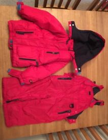 Baby gap toddler ski suit 24 months