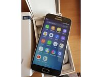 Samsung Galaxy S6 unlocked to all networks boxed and in immaculate condition