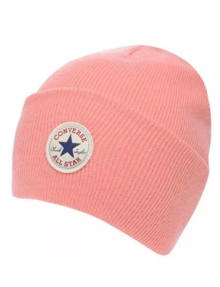 60e6e56f8d8 BNWT Men s Womens Wool Hat Converse Allstar Salmon Pink