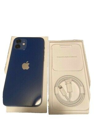 Apple iPhone 12 mini - 128GB - Blue (AT&T)