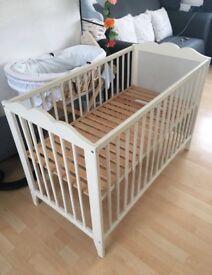 Ikea hensvik cot bed
