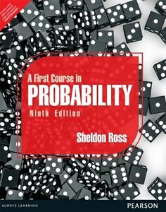 A First Course in Probability 9th Edition by Sheldon M Ross
