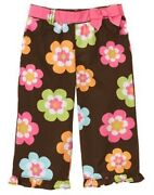 Gymboree Growing Flowers 18-24