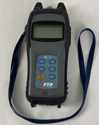Exc Trilithic Xftp Tr-3 Catv Signal Level Meter 46 Mhz To 1 Ghz Freq Shipsfast