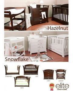 $650 ono Snowflake Elite Regal Cot package by Love n Care Willow Vale Bowral Area Preview