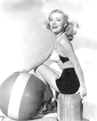 AUDREY TOTTER 8 X 10 PHOTO GLOSSY #2