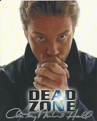 Anthony Michael Hall - Dead Zone signed photo
