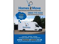 Homes 2 Move Removals & Storage