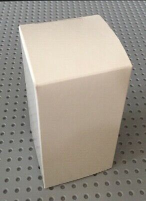 Gift Boxes Folded White Kraft Paper Cardboard Wedding Candy Jewelry - 50 Or 200