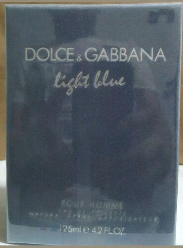 Dolce & Gabbana LIGHT BLUE 4.2 oz Eau De Toilette EDT Men's