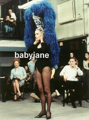 024 SHARON TATE WEARING SHOWGIRL COSTUME VALLEY OF THE DOLLS COLOR PHOTO (Sharon Tate Costume)