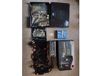 Intel i7 5820k - CPU, MSI X99A SLI Plus - Motherboard, Thermaltake - 1450W PSU