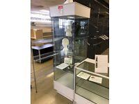 **Ex Display** Timber Framed Glass Showcase