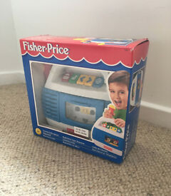 Vintage Fisher Price Tape Player