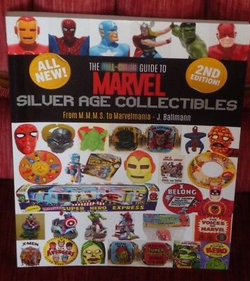 MMMS to MARVELMANIA  Full-Color GUIDE To Marvel SILVER AGE 1960s COLLECTIBLES