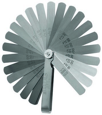 Williams Gs-1 Master Feeler Gauge Set
