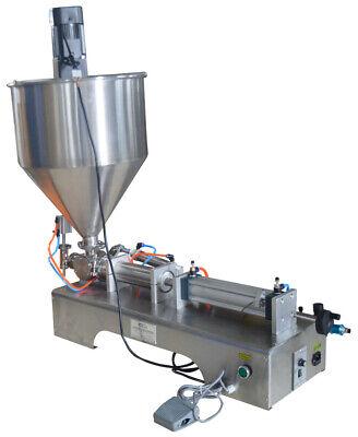 100-1000ml Paste Filling Machinebottle Fillerautomatic Filling Machine Newest