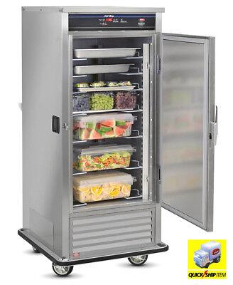 Fwe Commercial Single Ss Door Section Mobile Refrigerator Model Urs-10