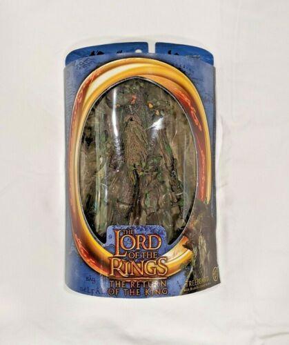 The Lord of the Rings Return of the King Treebeard Figure NIP NIB New 2003 Rare