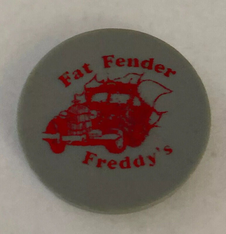 Fat Fender Freddy