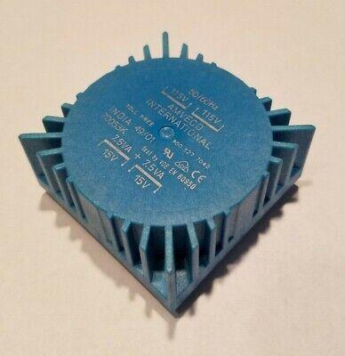 Amveco - Talema 70053k Encapsulated Toroid Transformer 15va 2115v 215v