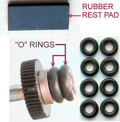 Gum Wheel Repair Rings For Hp82104a Used In Hp41c 41Cv 41Cx Hp65 Hp67 Hp97 Calc