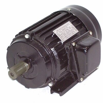 Elektromotor 2,2 kW Drehstrommotor 3 PS 3000 U/min B3 Kompressormotor Motor 3 ph