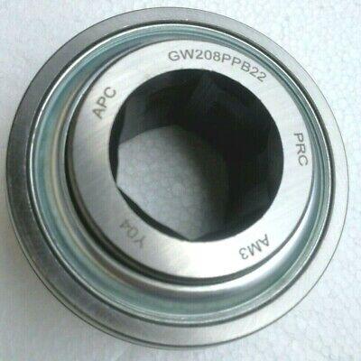Premium Gw208ppb22 Ag Disc Harrow Bearing 1-14 Hex Bore Hps104tr 586143