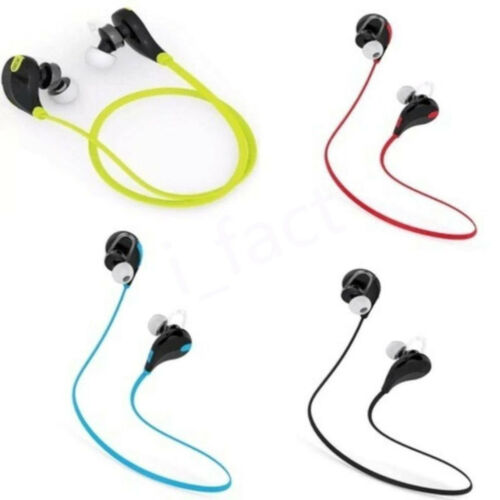 Universal Sport Bluetooth Wireless Handfree Headset Stereo Headphone Earphone