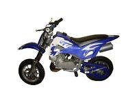 Mini moto crosser needs bit TLC