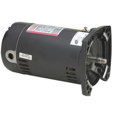 A.O. Smith 1 HP USQ1102 Square Flange 115/230V Pool Pump Motor