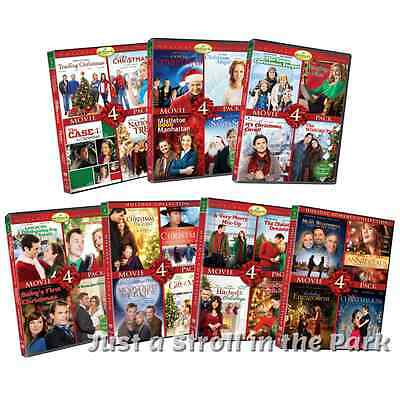 Hallmark Holiday Collection  Complete 28 Christmas Movie Box   Dvd Set S  New