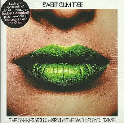 Sweet Gum Tree (Sweet Gum Tree - Snakes You Charm & the Wolves You Take ( CD 2014 ) NEW)