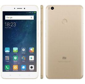 """New Xiaomi Mi Max 2 6.44"""" FHD IPS Snapdragon 625 4GB+64GB Octa Core 12.0MP Smartphone Unlocked GPS"""