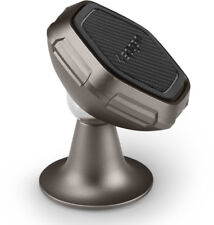 Magnetic Car Mount Spigen[QS40] Metal Body Quad Strong 360°Rotation Phone Holder